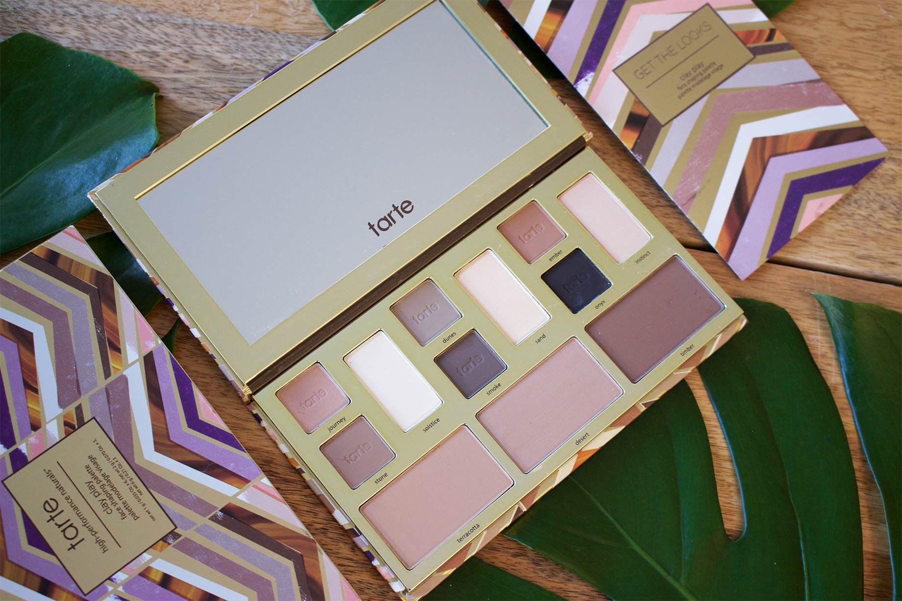 Clay Play Face Shaping Palette - Volume II by Tarte #19