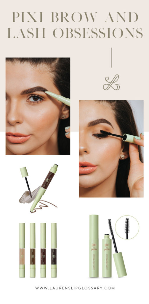 Pixi Beauty Mascara and Brow Duo Review